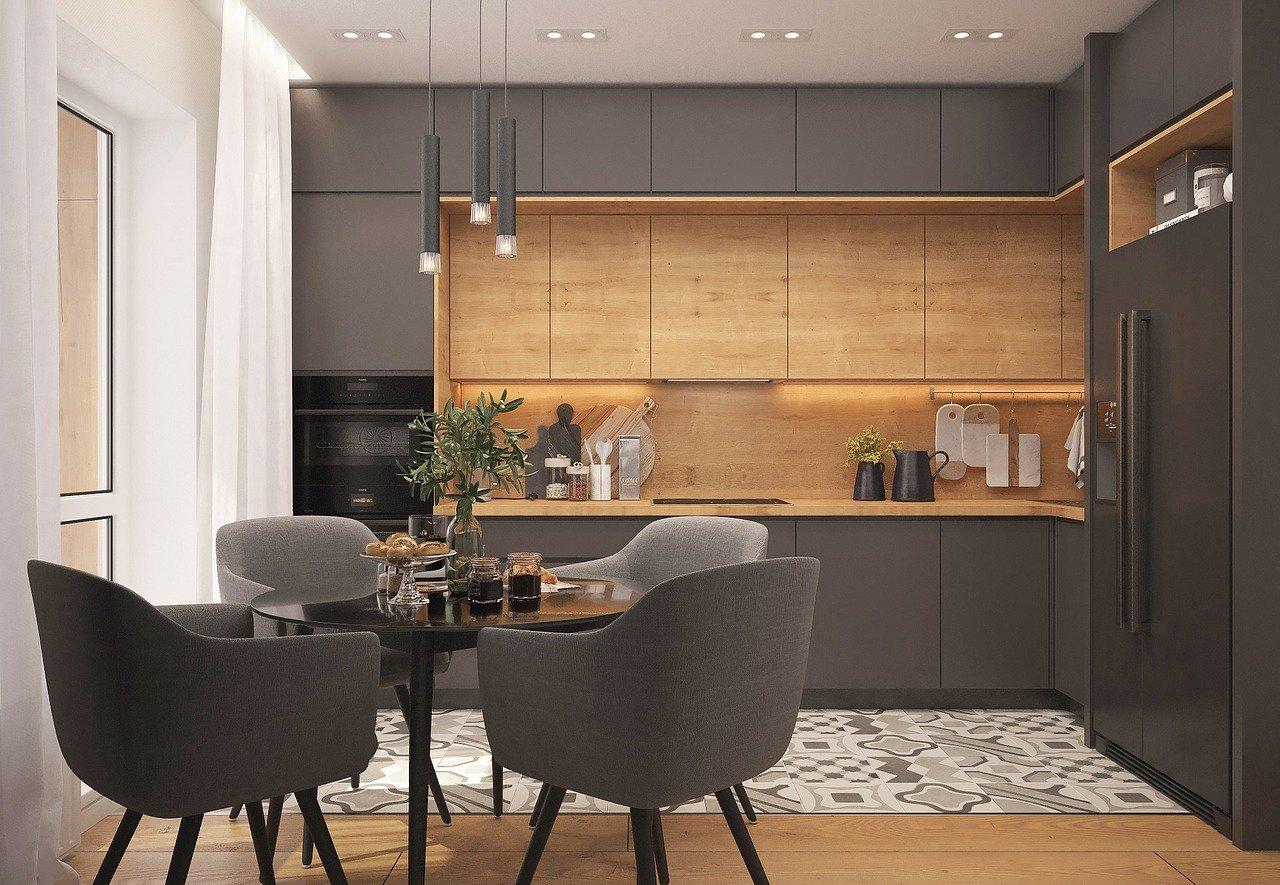 W kuchni, w sypialni – gdzie jeszcze sprawdzi się oświetlenie LED-owe?